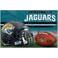 Quebra-Cabeça Team Puzzle 150Pcs Jacksonville Jaguars