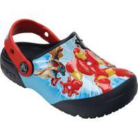 Crocs Funlab Marvel Avengersâ® - Azul & Vermelhocrocs