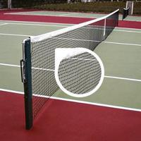 Rede Tennis De Campo Pss Saque Duplo - Masculino