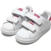 Tênis Couro Adidas Originals Stan Smith Cf I Branco