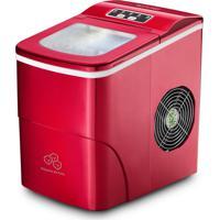 Máquina De Gelo 100W Vermelha Multilaser 220V