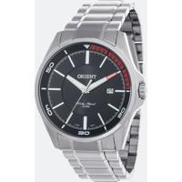 Kit Relógio Masculino Orient Mbss1296 P1Sx Analógico 5Atm + Canivete