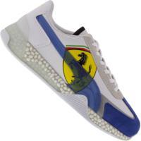 Tênis Puma Sf Speed Hybrid - Masculino - Branco/Azul