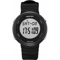 Relógio Masculino Spovan Digital Spv900L - Masculino