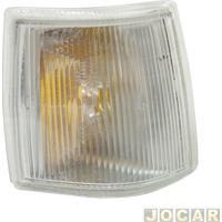 Lanterna Dianteira - Alternativo - Cofran - Uno 1991 Até 2004 - Prêmio/Elba - 1991 Até 1996 - Fiorino - 1991 Até 2004 - Encaixe Cibié - Cristal (Branca) - Lado Do Passageiro - Cada (Unidade) - 3508.3