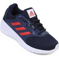 Tênis Infantil Adidas Quickrun 2 K - Unissex-Marinho+Branco