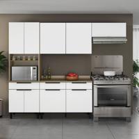 Cozinha Compacta Itamaxi 9 Pt 3 Gv Branca