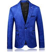 Blazer Masculino Goldenville - Azul
