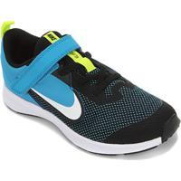Tênis Infantil Nike Downshifter 9 Velcro Psv - Unissex-Preto