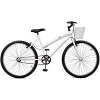 Bicicleta Master Bike Aro 26 Feminina Serena Branco