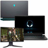 Notebook Dell Alienware M15 R6 Aw15-I1100-M10M 15.6 Fhd 11G Intel I7 16Gb 512Gbssd Rtx 3060 Win 11 + Monitor Aw25