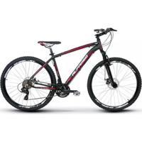 Bicicleta Alfameq Zahav 24V Aro 29 A Disco Câmbios Shimano - Unissex