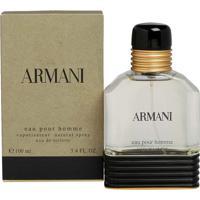 Armani Pour Homme De Giorgio Armani Eau De Toilette Masculino 100 Ml