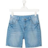 Stella Mccartney Kids Bermuda Jeans - Azul