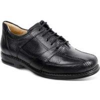 Sapato Social Masculino Conforto Sandro Moscoloni New Joe Preto Black