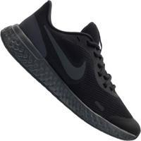 Tênis Nike Revolution 5 Gs - Infantil - Preto