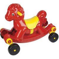 Andador 2 Em 1 - Cavalinho - Vermelho - Braskit Bra8300