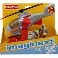 Helicóptero Imaginext Mattel Aviões Médios Sky Racer 5308/W9618