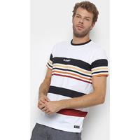 Camiseta Element Bow-El01A0510 - Masculino-Off White