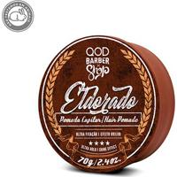 Pomada Capilar Qod Barber Shop Eldorado 70G - Masculino-Incolor