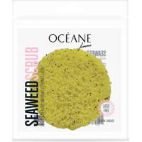 Océane Femme Esponja Para Base Seaweed Scrub - Feminino-Amarelo
