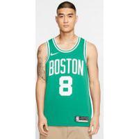 Camiseta Nike Boston Celtics Icon Edition Swingman Masculina