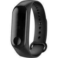 Relógio Bracelete Pedômetro Inteligente Bluetooth Medidor Frequência Cardíaca - Unissex