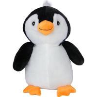 Pinguim De Pelúcia Médio