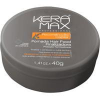 Pomada Skafe Keramax Reconstrução Capilar Hair Food 40G - Unissex