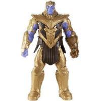 Boneco Marvel Avengers Thanos Deluxe 2.0 - Unissex-Incolor