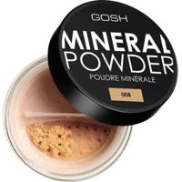 Pó Facial Gosh Copenhagen - Mineral Powder Tan - Unissex-Incolor