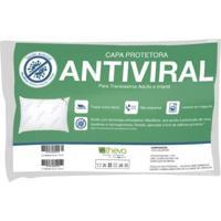 Capa Antiviral Travesseiro Adulto 50X70 Cm - Capa Antiviral Travesseiro Adulto 50X70Cm