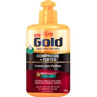 Creme Para Pentear Niely Compridos + Fortes 280G