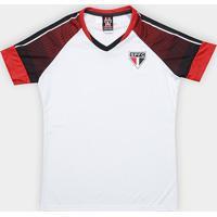Camiseta São Paulo Fortune Feminina - Feminino