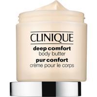 Hidratante Corporal Clinique Deep Comfort Body Butter 200Ml - Unissex