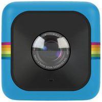 Câmera De Ação Polaroid, Cube, 1080P, 6Mp, Memória Expansível Até 128Gb, Acompanha Cartão Micro Sd De 8Gb, Azul - Polcubelsbl