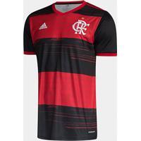 Camisa Flamengo I 20/21 S/N° Torcedor Adidas Masculina - Masculino