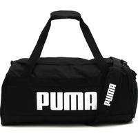 Bolsa Puma Challenger Duffel Bag M Preta