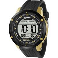 87f6535e7553d Relógio Silicone Masculino - MuccaShop
