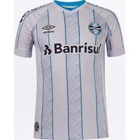Camisa Grêmio Ii 20/21 S/N° Jogador Umbro Masculina - Masculino