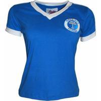 Camisa Liga Retrô Pinheiros 1987 - Feminino