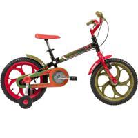 Bicicleta Power Rex Aro 16 - Caloi