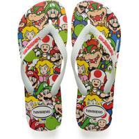 Chinelo Masculino Mario Bros Havaianas 0001