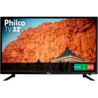 Tv Philco 32 Polegadas Led Hd Ptv32C30D Preta