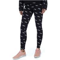 Calça Legging Adidas Fav - Feminina - Preto