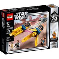 Lego Star Wars - Disney - Edição 20º Aniversário - Anakin'S Podracer - 75258