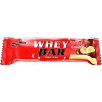 Barra De Proteína Whey Bar Banana 1 Unidade