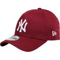 a84d32ff67023 Boné New Era Aba Curva Fechado Mlb Ny Yankees Colo - Unissex