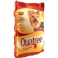 Ração Para Cães Quatree Gourmet Adultos Raças Pequenas Com 3Kg