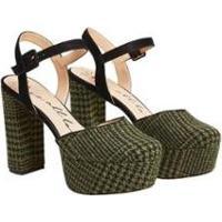 Sapato Meia Pata L Eva - Feminino
